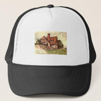 Vintage Garden Art - Tyndale, Walter Trucker Hat