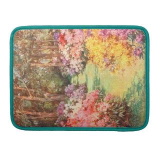 Vintage Garden Art - Wilson, Mary GW MacBook Pro Sleeve