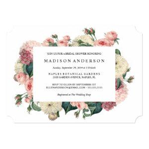 Vintage Garden | Wedding Invitation 5