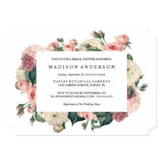 Garden Wedding Invitations Announcements Zazzle