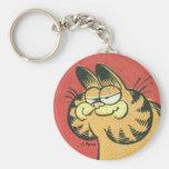 Vintage Garfield, llavero