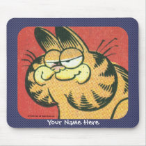 Vintage Garfield mousepad