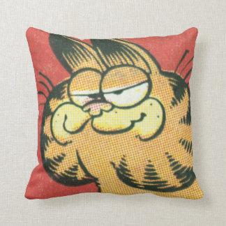 Vintage Garfield Pillow