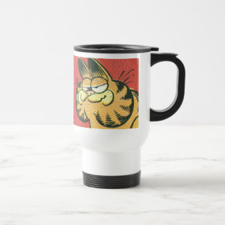 Vintage Garfield, travel mug