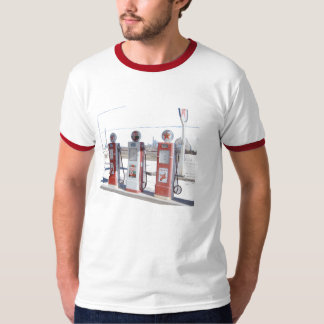 Vintage gas pumps T-Shirt