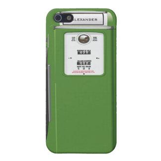 Vintage Gasoline Pump iPhone 5 Case. Cover For iPhone SE/5/5s