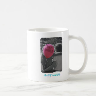 Vintage Gay Power Photo Coffee Mug