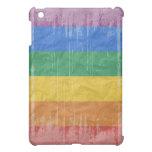 Vintage Gay Pride Flag iPad Mini Cases