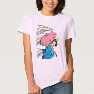 Vintage Geisha-V T Shirt
