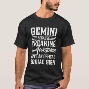 Good idea of discreet minimalist gifts fan of astrology T-SHIRT  PULL  HOODIE Unisex T-shirt Pull Gemini Astrological Sign