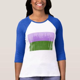 Vintage Genderqueer Pride T-Shirt