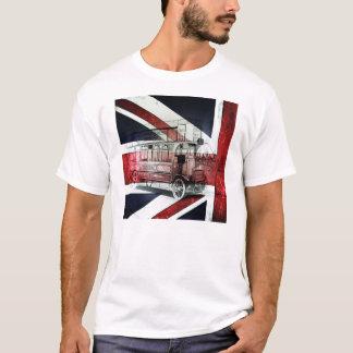VINTAGE GENERAL DOUBLE DECKER BUS T-Shirt
