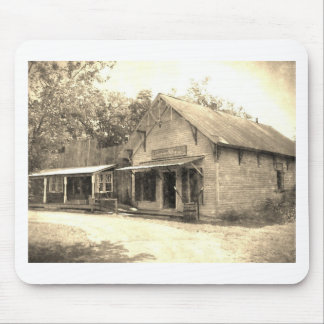 Vintage General Store Mouse Pad