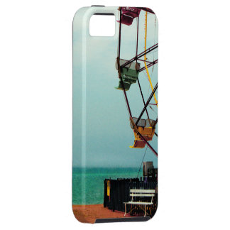 Vintage Geneva Ferris Wheel iPhone SE/5/5s Case