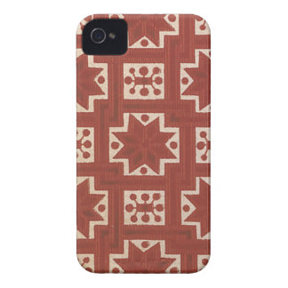 Vintage Geometric Abstract (3) iPhone 4 Case-Mate Cases