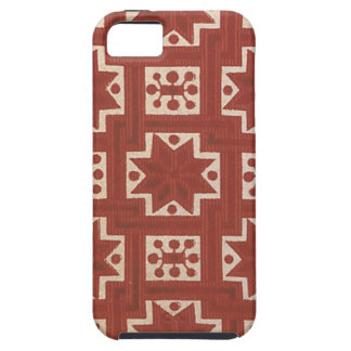 Vintage Geometric Abstract (3) iPhone SE/5/5s Case