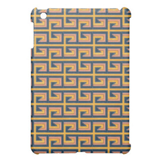 Vintage Geometric Ethnic Inspired Abstract Cover For The iPad Mini