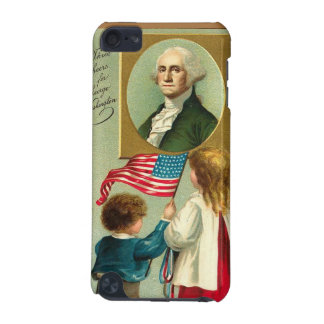 Vintage George Washington iPod Touch (5th Generation) Cover