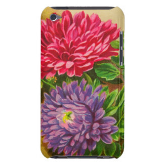 Vintage Gerber Daisies iPod Touch Covers