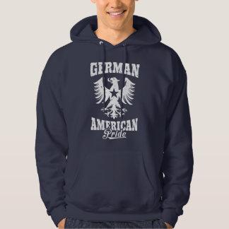 Vintage German American Heritage Hoodie