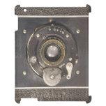 Vintage German Camera iPad Case