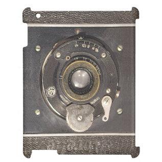 Vintage German Camera Ipad Case at Zazzle
