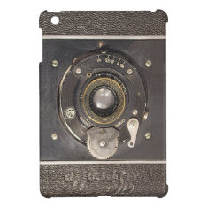 Vintage German Camera Ipad Mini Case at Zazzle