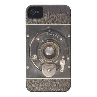 Vintage German Folding Camera iPhone 4 Case-Mate