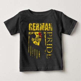 Vintage German Pride Baby T-Shirt