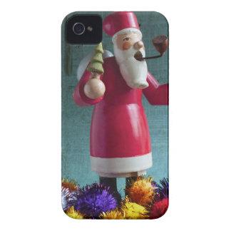 Vintage German Rauchermaennchen Santa Claus iPhone 4 Case