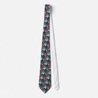 Vintage German Rauchermaennchen Santa Claus Neck Tie
