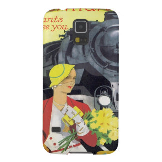 Vintage Germany Case For Galaxy S5