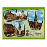 Vintage Germany, Freiburg, Schwarzwald Postcard
