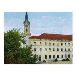 Vintage Germany, Germersheim Convent Postcard