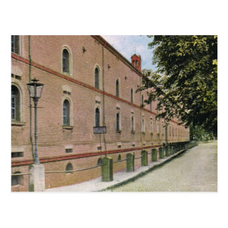 Vintage Germany, Germersheim Lazarett Postcard