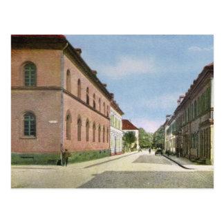 Vintage Germany, Germersheim Lillianstrasse Postcard