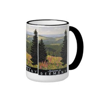 Vintage Germany Summer Landscape Travel Gift Coffee Mug