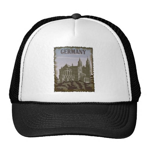 Vintage Germany Trucker Hat