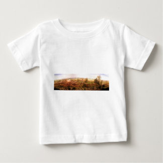 Vintage Gettysburg Cyclorama Paul Philippoteaux Baby T-Shirt