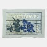 Vintage Gettysburg Hand Towel