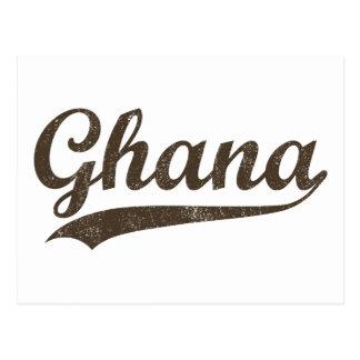 Vintage Ghana Postales