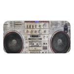 Vintage ghetto blaster iPhone SE/5/5s cover