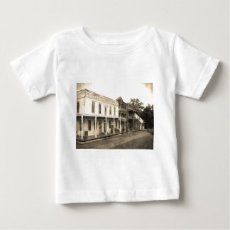 Vintage Ghost Town Hotel Baby T-Shirt