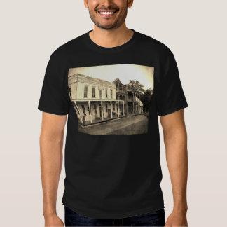 Vintage Ghost Town Hotel Tee Shirt