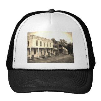 Vintage Ghost Town Hotel Trucker Hat
