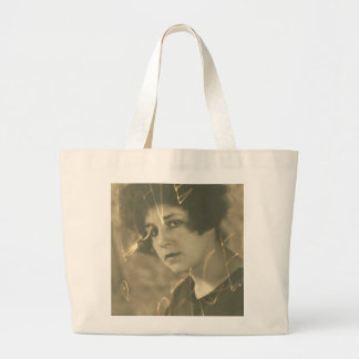 Vintage gift from The Good Old Times Large Tote Bag