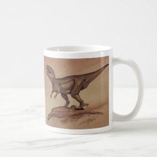 Vintage Giganotosaurus Dinosaur, Carnivore Mug