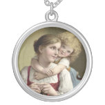 Vintage Girl and Mother Jewelry