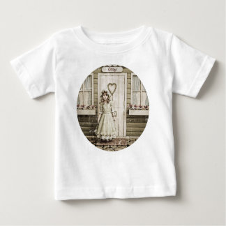 Vintage Girl Baby T-Shirt