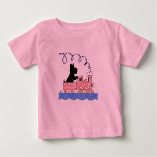 Vintage Girls Birthday Infant Shirt